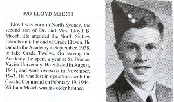 Photo of Lloyd Meech