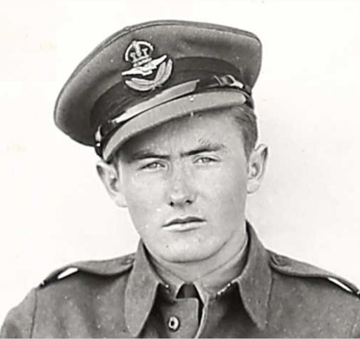 Photo of RONALD OLAF MOEN – P/O Moen