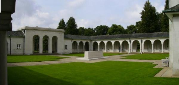 Stone of Remembrance – Stone of Remembrance - Runnymede Memorial - September 2010 … photo courtesy of Marg Liessens