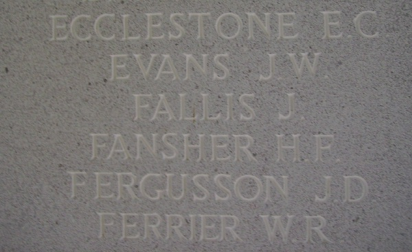 Inscription – Runnymede Memorial - September 2010 … photo courtesy of Marg Liessens