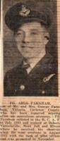 Newspaper clipping – Submitted for the project, Operation Picture Me