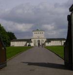 Entrance – Runnymede Memorial
