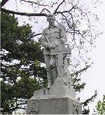 Milton Ontario War Memorial – Milton Ontario War Memorial (1926), Victoria Park Square, Milton,  Ontario, Canada.