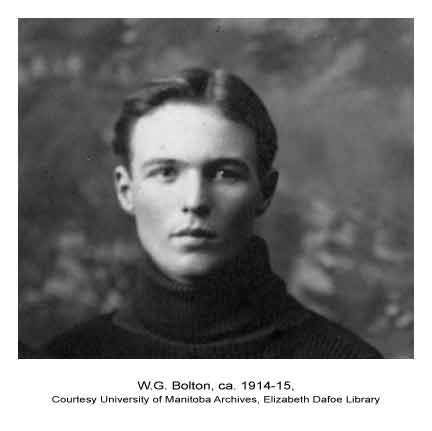 Photo of WILBERT GEORGE BOLTON