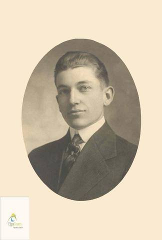 Photo of Nelson Patrick Doyle – Image from Elgin County Museum of Private Nelson Patrick Doyle.
