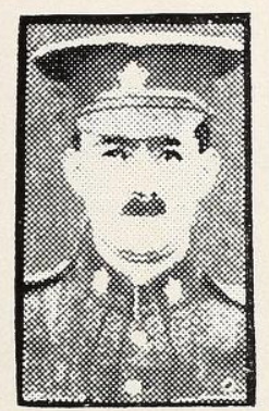 Photo of JOHN FRIZZELL – Photo from the National Memorial Album of Canadian Heroes c.1919. Submitted for the project, Operation: Picture Me.