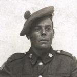 Photo of Ellis Gibbons – Ellis Gibbins, Cameron Highlanders of Canada