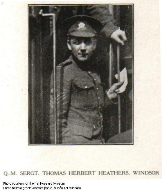 Photo of Herbert Heathers