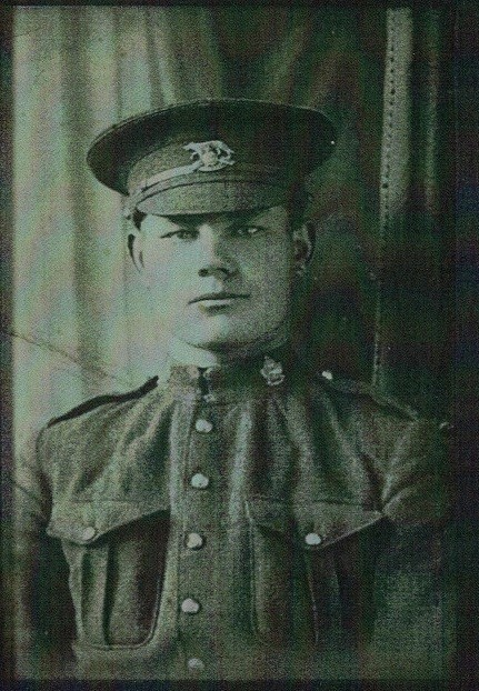 Photo of REGINALD JOSEPH WINFIELD JOHNSTON – The Department of National Defence (DND) and the Canadian Armed Forces (CAF) have identified the remains of a First World War soldier found near the village of Vendin-le-Vieil, France, as those of Private Reginald Joseph Winfield Johnston of Fairford, Manitoba. Private Johnston was a member of the 16th Battalion, Canadian Expeditionary Force, a unit perpetuated by The Canadian Scottish Regiment (Princess Mary's) of Victoria, B.C.  Private Johnston will be buried at Loos British Cemetery outside Loos-en-Gohelle, France, later this year by his Regiment.  https://www.canada.ca/en/department-national-defence/news/2017/05/canadian_first_worldwarsoldierfoundinfranceandidentified.html