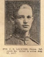 Newspaper Clipping – Photo in uniform