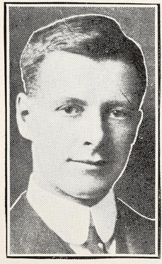 Photo of GORDON ALEXANDER GORDON MACKENZIE – Photo from the National Memorial Album of Canadian Heroes c.1919. Submitted for the project, Operation: Picture Me.