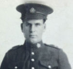 Photo of Gordon Clifford Marshall – Gordon Clifford Marshall - MIA- October 9, 1916 - 20 years old