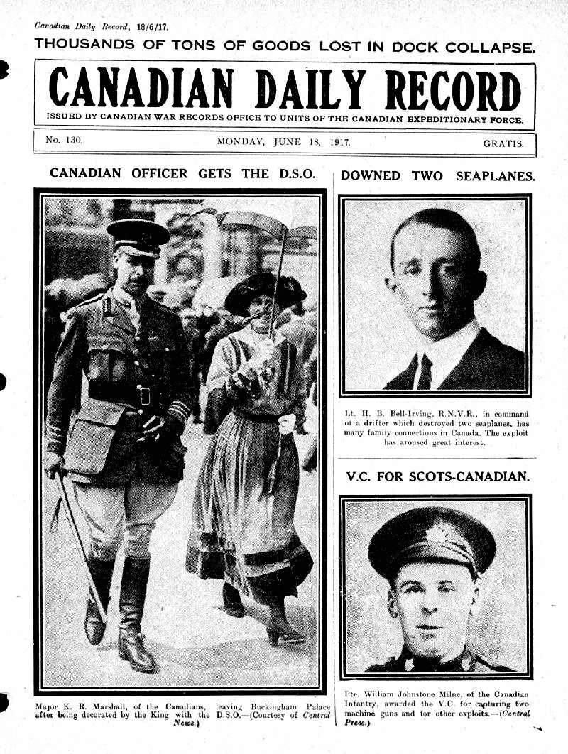 Canadian Daily Record
