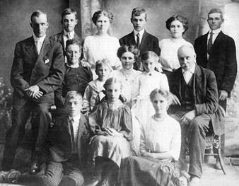 Photo of the Street Family