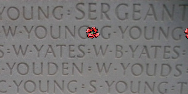 Other – Inscription - Vimy Memorial … photo courtesy of Marg Liessens