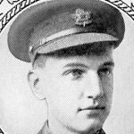 Photo of Hugh MacKay Grasett – From: The Varsity Magazine Supplement published by The Students Administrative Council, University of Toronto 1916.   Submitted for the Soldiers' Tower Committee, University of Toronto, by Operation Picture Me.