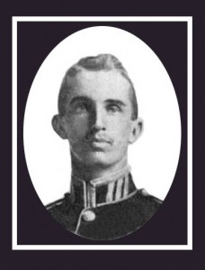 Photo of Alexis Helmer – Alexis Helmer, in uniform