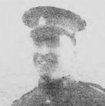 Photo of Bennet John Horne – Courtesy of The Royal Canadian Legion, Nova Scotia/Nunavut Command