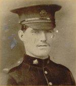 Photo of Richard Lock – Richard Bernard Lock 1891 - 1917 Husband of Kate (Apps)Lock Son of John and Margaret Lock