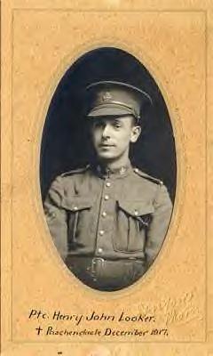 Photo of Henry John Looker