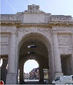 Porte de Menin (Ypres)
