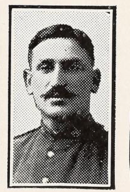 Photo of CHARLES PAYNE – Photo from the National Memorial Album of Canadian Heroes c.1919. Submitted for the project, Operation: Picture Me.
