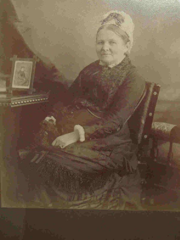 Photo of Mary Cunard
