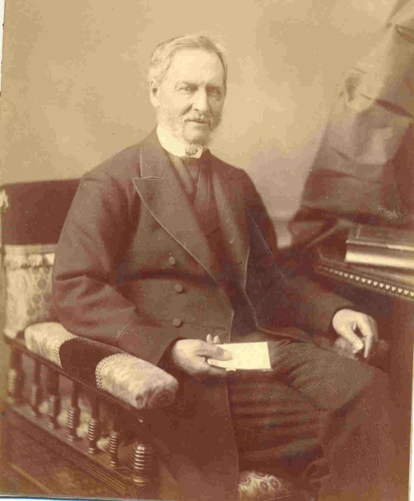 Photo of James Horsfield Peters