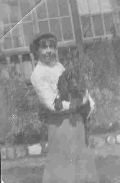 Photo of Bertha Gray Peters