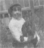 Photo of Bertha Gray Peters – Gerald's mother Bertha Gray Peters, who was a daughter of John Hamilton Gray, a P.E.I. Father of Confederation