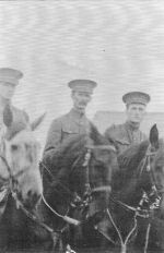 Photo of Carey Judson Tupper – Great Grandpa Tupper (centre)