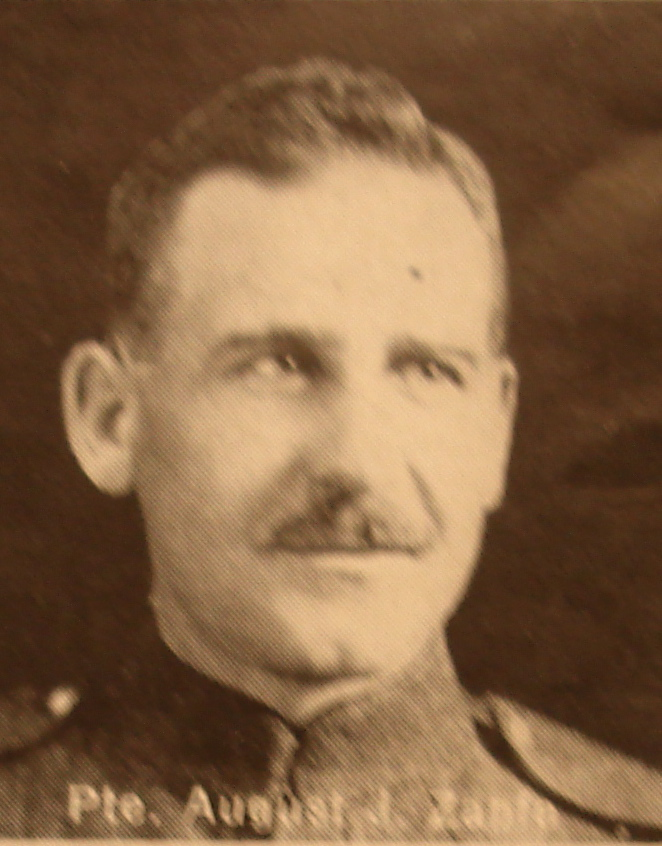 Photo of August James Zapfe