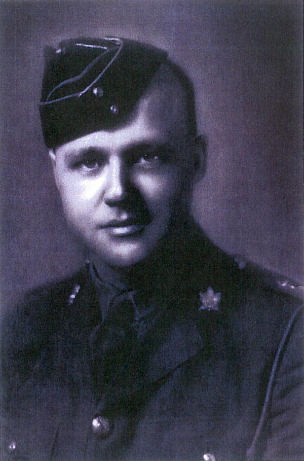 Photo of Robert Patterson