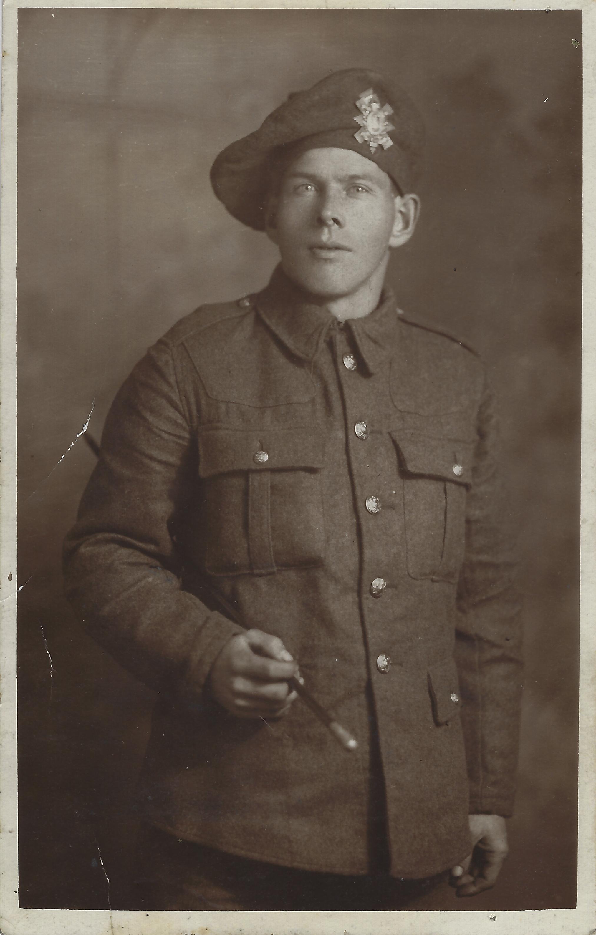 Photo of Sidney Potter