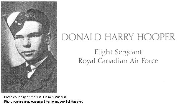 Photo of Harry Donald Hooper