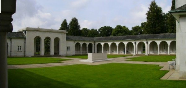 Stone of Remembrance – Runnymede Memorial - September 2010 … photo courtesy of Marg Liessens