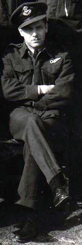 Photo of Harold McCosh Patterson