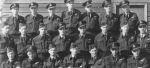 Group Photo – Flying Officer John Hedrich was killed Feb. 29 1944 also a Navigator Observer. As I have interest in looking at other sites I see Mr. Patterson seated next to the right of my father in a picture I have carried with me through the years.
