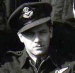 Photo of Harold McCosh Patterson – Flying Officer H. Patterson