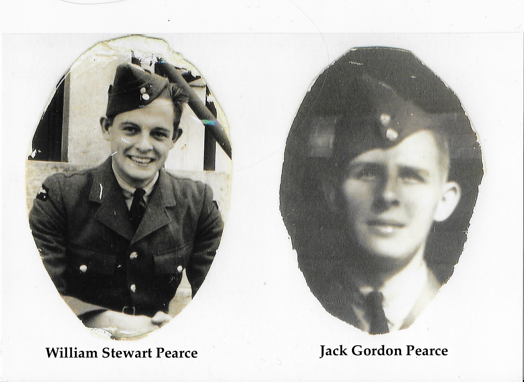 Photo of STEWART WILLIAM PEARCE – Submitted for the project, Operation Picture Me