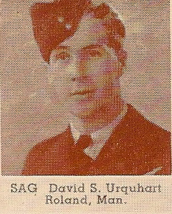 Photo of David Smith Urquhart – Submitted for the project, Operation:Picture Me