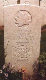 Grave Marker of James C. Richardson