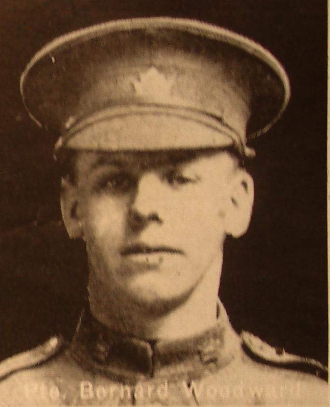 Photo of Bernard Woodward