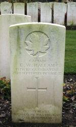 Grave Marker – Photo courtesy of Wilf Schofield, England