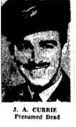Newspaper Clipping – The Toronto Star June 22, 1945, page 13