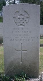 Grave Marker – Reichswald Forest War Cemetery