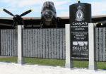 Canada's Bomber Command Memorial – Canada's Bomber Command Memorial, Nanton, Alberta