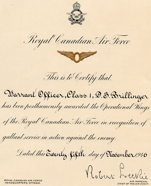 Operational Wings Award