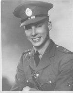 Photo of Arthur F. Tongs – Captain Arthur Tongs