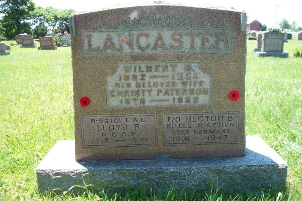 Family gravemarker